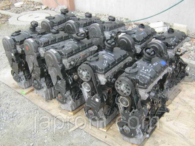 Мотор (Двигатель) Volkswagen SEAT AUDI 1.9 TDI ASZGWR