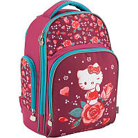 526fdfa45597 Рюкзак школьный ортопедический Kite Hello Kitty Хеллоу Китти (HK18-706M)