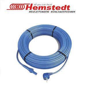 Двухжильный нагревательный кабель FS 280 W - 28 m со встроенным термостатом Hemstedt , фото 2