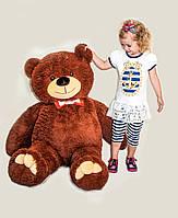 Мягкая игрушка Мистер Медведь бурый 130 см