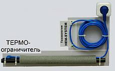 Двухжильный нагревательный кабель FS 80 W - 8 m со встроенным термостатом Hemstedt , фото 3
