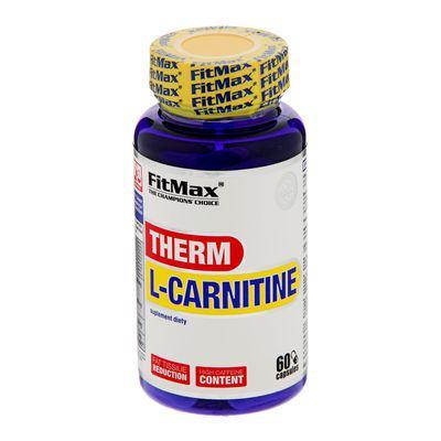 Жиросжигатель FitMax Therm L-Carnitine 60 caps