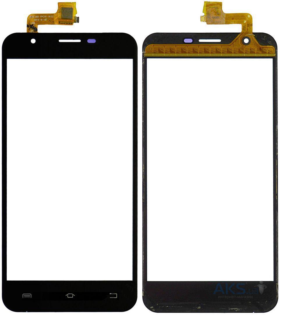 Сенсор (Touch screen) Bravis A551 Atlas чёрный