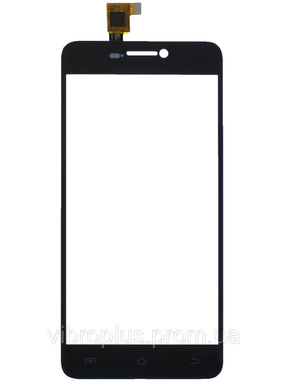 Сенсор (Touch screen) Bravis Tau чёрный
