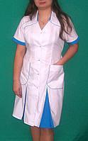 Халат медицинский женский Илона
