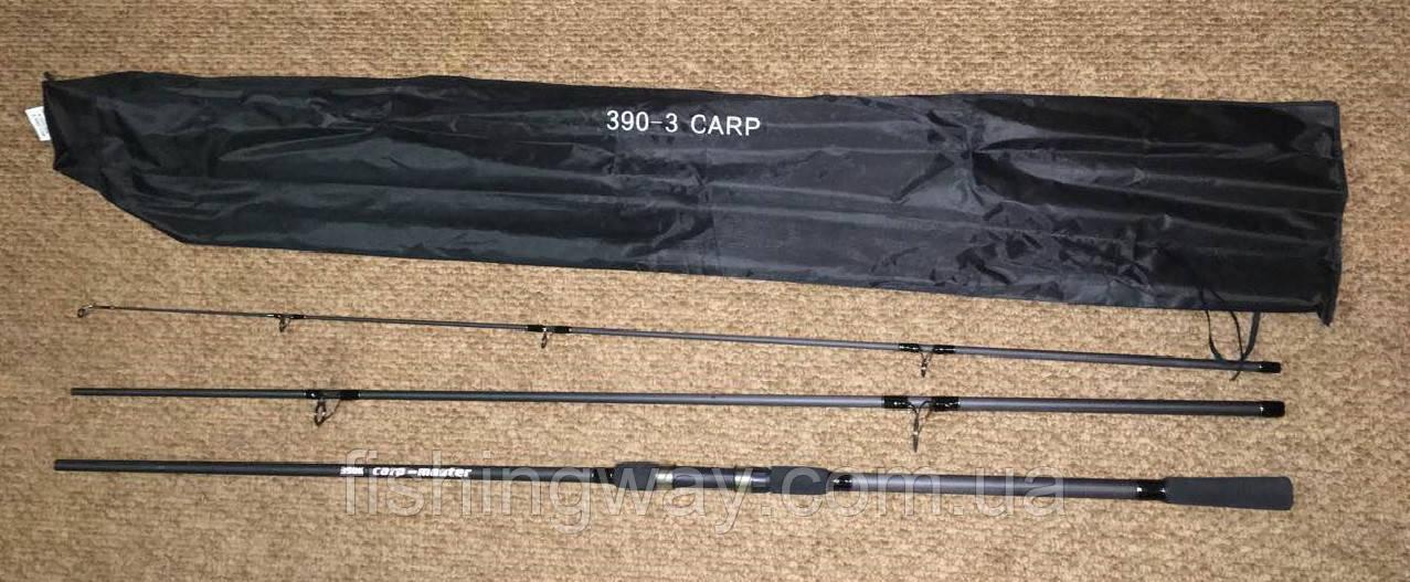 Удилище Carp-Master  4LB 3.6m (98%карбон)