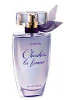 Парфюмерная вода Cherchez la femme  faberlic, 50 ml
