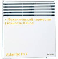 Конвекторы электрические Atlantic F17 (мех.термостат) 0,5 0,75 1кВт  1,25 1,5 2кВт 2,5кВт