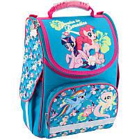 Рюкзак школьный каркасный Kite My Little Pony Литл пони (LP18-501S-1)