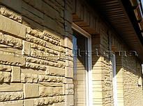Фасадні панелі пвх