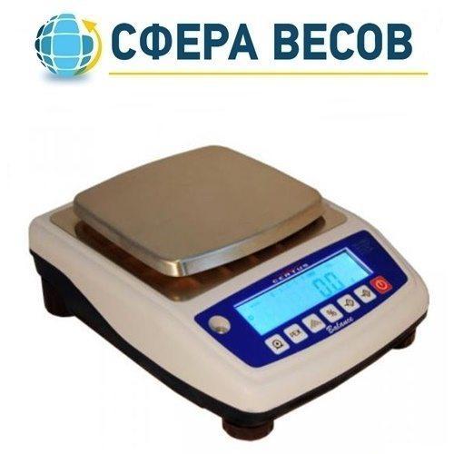 Весы лабораторные Certus Balance CBA-1500-0.2