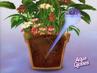 Шары для полива растений Aqua Globe Новинка!