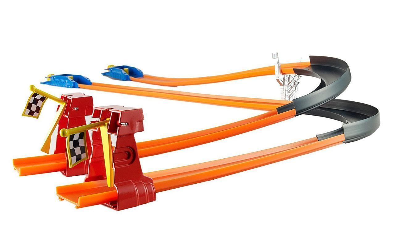 Трек Хот Вилс Турбо Гонки Hot Wheels Turbo Race Set