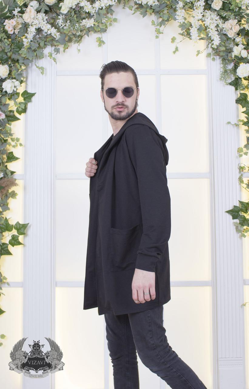 Мужская кофта - кардиган опк1122