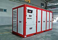Винтовые компрессоры серии ULTRA c шестиренчатым приводом