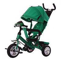 Детский трехколесный велосипед TILLY trike зеленый
