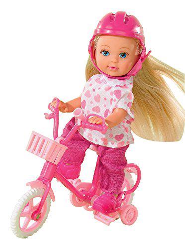 Evi Love Кукла Еви Эви на велосипеде Simba 5731715