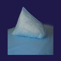 Комплект белья постельного № 2 большой, одноразовый.