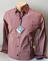 Рубашка стрейчевая