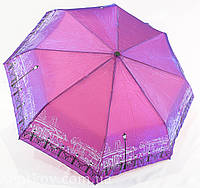 "Зонтик полуавтомат хамелеон с узором от фирмы ""Flagman"""