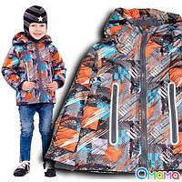 Куртки для мальчиков демисезон...