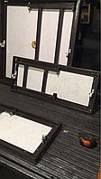 Сантехнический сдвижной ревизионный люк для 200х300
