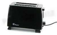 Тостер MS 3230 черный Domotec  Новинка!