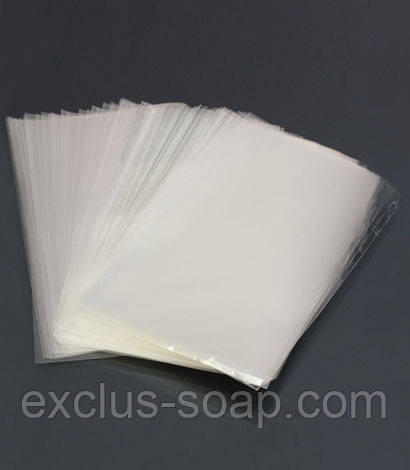Пакетики прозрачные-15х20
