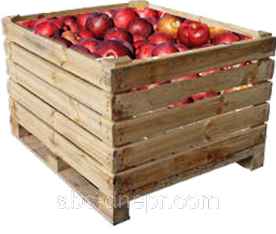 Весы платформенные для контейнера для яблок