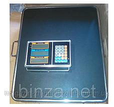 Торговые весы ACS 500KG 52*62 WiFi, фото 3