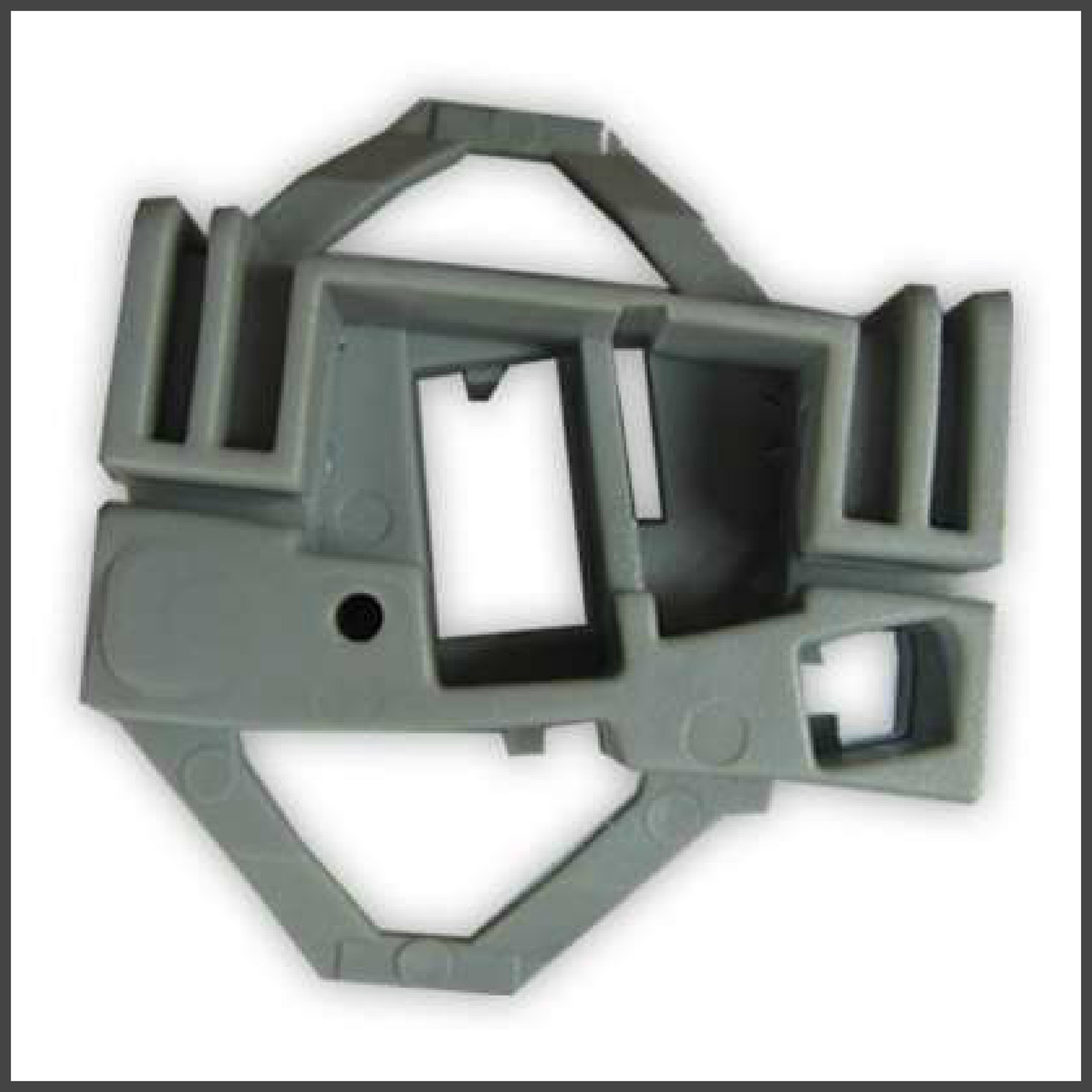 Механізм склопідіймача фіксатор скріпка передні праві двері Seat, Skoda, Volkswagen (Front R)