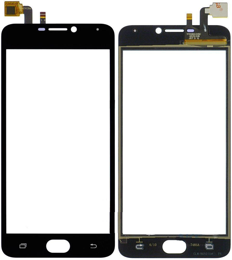Сенсор (Touch screen) Blackview BV2000 чёрный