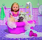 Кукла Evi Эви Ева с набором для купания песика Simba 5733094, фото 2
