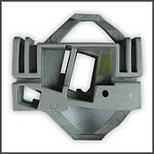 Механизм стеклоподъемника фиксатор скрепка передняя левая дверь Seat, Skoda, Volkswagen (Front L)