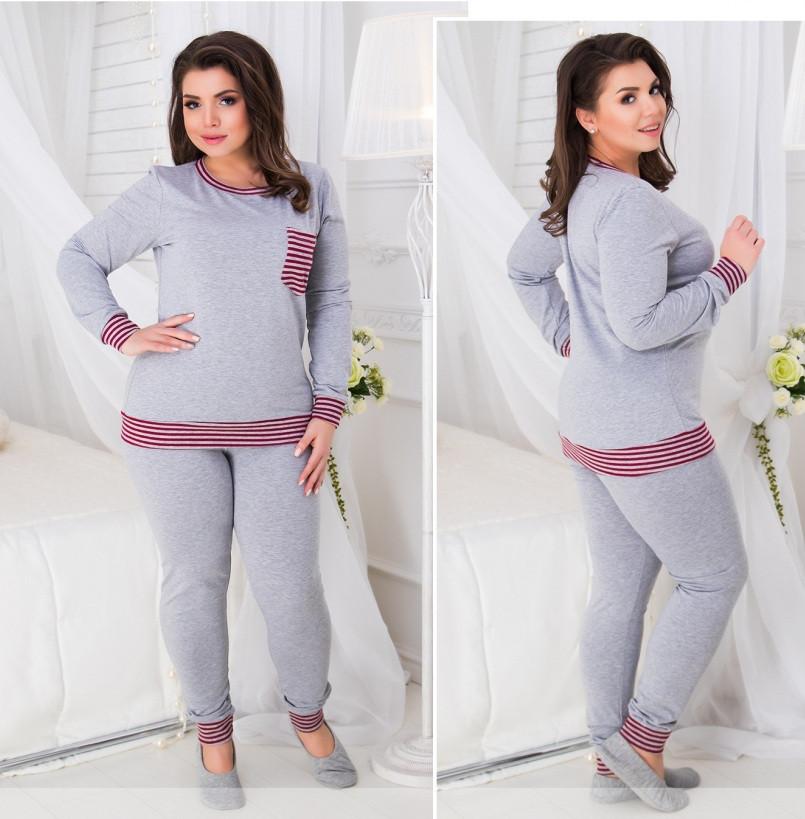 Женская пижама оа810