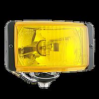 Противотуманные фары Wesem 2HMz 201.73 138х78mm дальний желтый герметичный 2 штуки