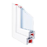 Окна металлопластиковые ТМ KBE 70mm