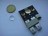 Линза 60 градусов  для LED диода   CST-90 60w, 90w, 150w, фото 5