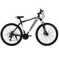 "Велосипед горный Cross Hunter 29"" (White-Black-Red)"
