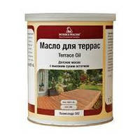 Масло террасное BORMA Terrace Oil, 1 л