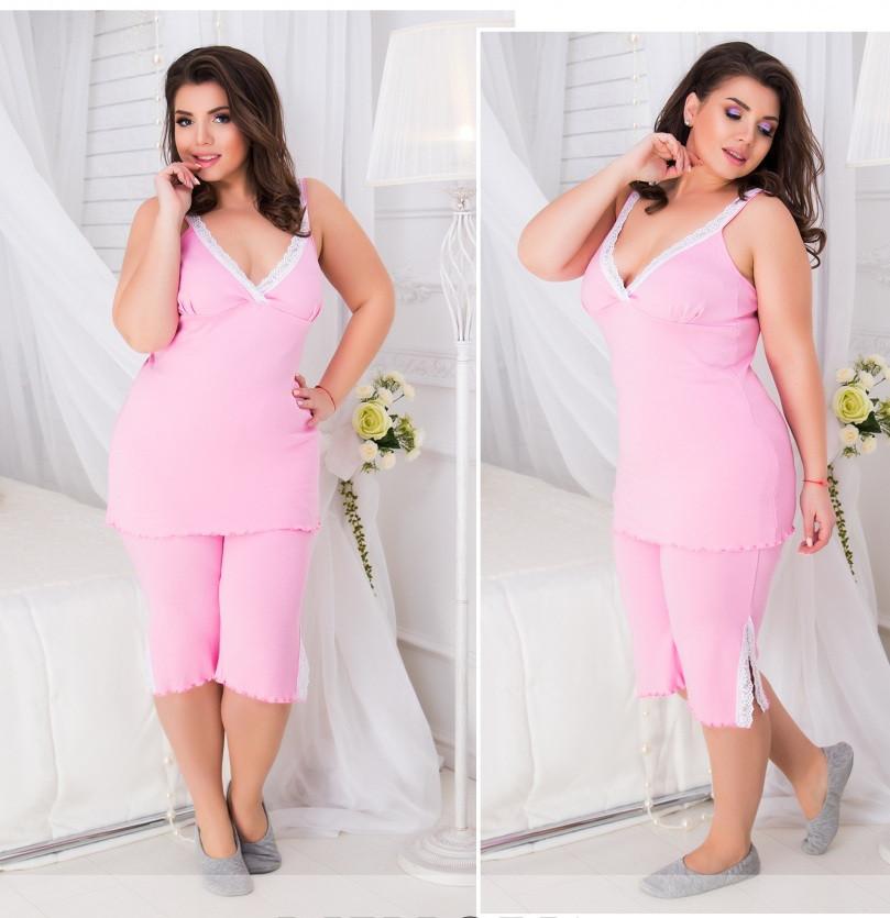 Женская пижама Бриджи оа804
