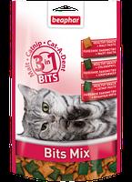 Beaphar Bits Mix 150г - три вида вкусных подушечек в одной упаковке, фото 2