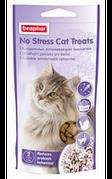 Beaphar No Stress Cat Treats 35г-мясные подушечки для снятия стресса у котов