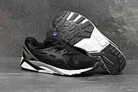 Мужские кроссовки  Asics Gel Kayano Trainer черно белые