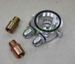 Проставка для установки масляного радиатора без выноса фильтра