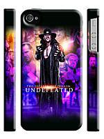 Чехол  для iPhone 4/4s WWE undertaker
