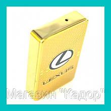 Электроимпульсная USB зажигалка LEXUS