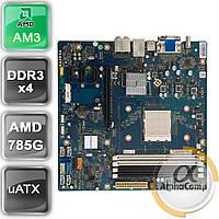 Материнская плата Foxconn N-Alvorix-RS880-uATX (AM3/AMD 785G/4xDDR3) б/у