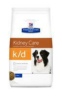 Hills  Prescription Diet Canine k/d 12кг -корм для собак лечение почек (9182), фото 2