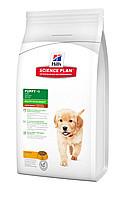 Hills SP Puppy Healthy Development Lamb and rice 12кг-корм для щенков средних пород с ягненком (9264)